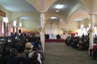 El Papa a los evangélicos de Bangui: