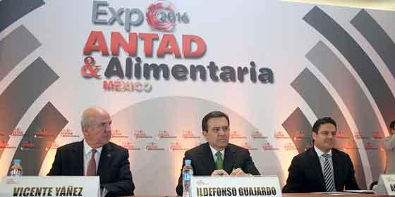 Una treintena de empresas españolas participan en ExpoANTAD & Alimentaria México 2016