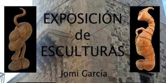 El Ateneo de Cáceres acoge una exposición del escultor José Manuel García Sánchez (Jomi)