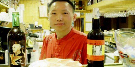 El chino más facha de España que ha llamado Franco a su hijo:
