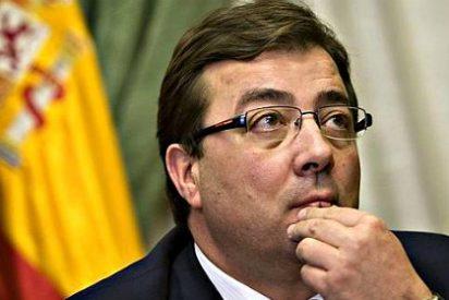 El socialista Guillermo Fernández Vara se borra como hincha del Barça harto de los separatistas catalanes