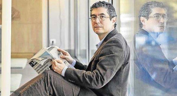 """Fernando Trías de Bes: """"Tener madera de emprendedor es estar dispuesto a tener problemas"""""""