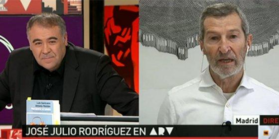 """Jaime González pone el dedo en la llaga: """"Ferreras, que estuvo con Iglesias, va y saca lo del general"""""""
