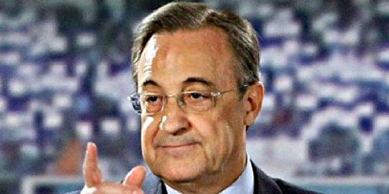 Florentino Pérez: ACS gana 574 millones, un 4,2% más, por la fortaleza del dólar y su negocio internacional