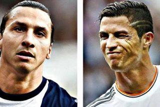 El fichaje de Ronaldo por el PSG podría llevar a Ibra al Manchester