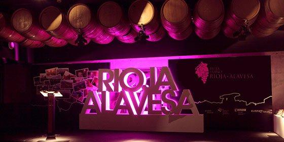 Rioja Alavesa muestra en Barcelona su renovada oferta en el segmento MICE