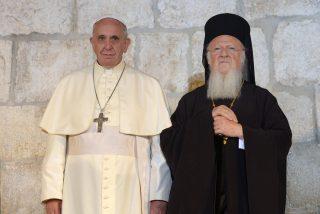 """""""Católicos y ortodoxos deben pedir perdón a Dios y entre sí por las divisiones"""""""