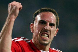 ¡Dispuesto a pagar 64 millones por Ribery!