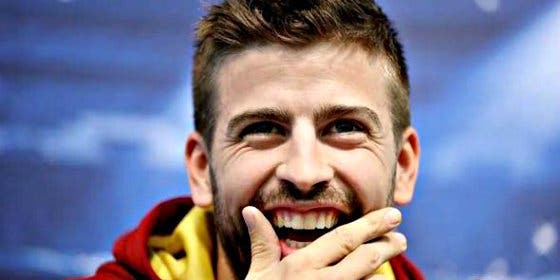 Los jugadores del Barcelona irritan a los del Getafe con su celebración