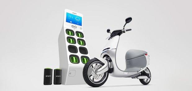 Gogoro, el scooter eléctrico del futuro llega a Europa