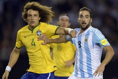 Argentina 1 - Brasil 1: Vibrante empate con muchas ocasiones de gol y buen juego
