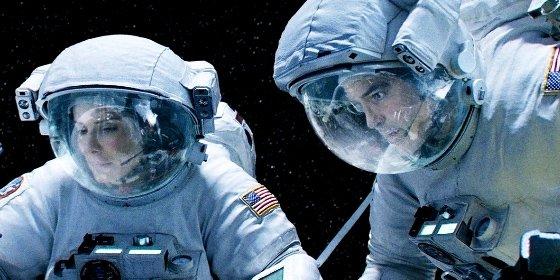 El estreno de Gravity en Antena 3 superó los 3 millones de espectadores y fue lo más visto la jornada