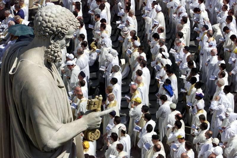 """""""Si eres neurótico debes ir al médico, no ser sacerdote"""", pide el Papa a la Congregación del Clero"""