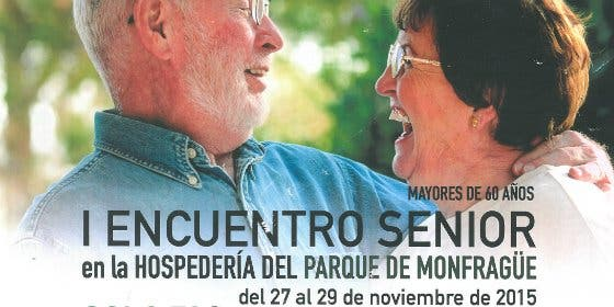 Almendralejo organiza el I Encuentro Senior en el Parque de Monfragüe