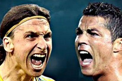 Cristiano Ronaldo - Zlatan Ibrahinovic: el liderato de la Champions se decide en el Bernabéu