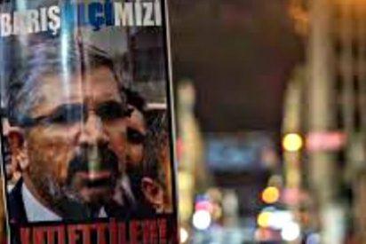 El estremecedor vídeo del asesinato de un abogado prokurdo en Turquía