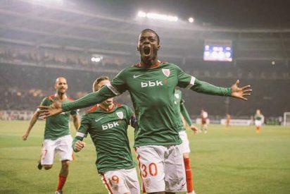 Ghana quiere dejar a España sin el joven delantero español
