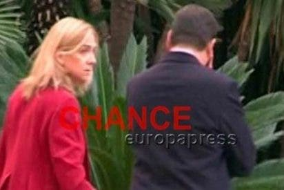 La Infanta Cristina se reúne con Unicef en Barcelona