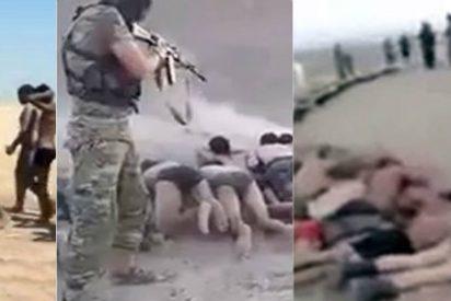 El vídeo sin censura vendido como la ejecución de 200 niños a manos del EI