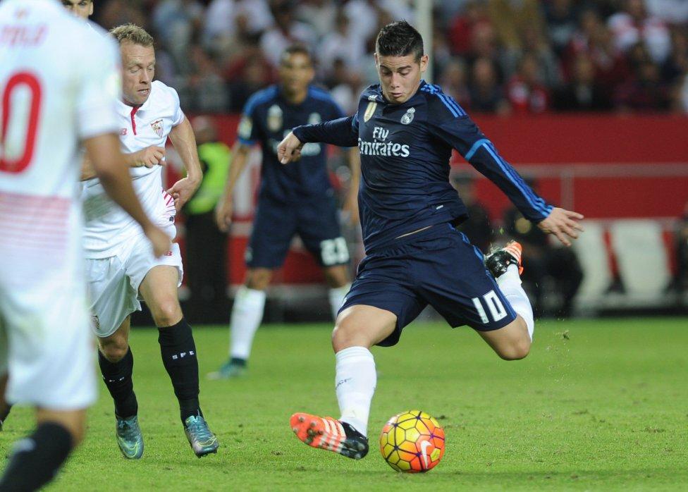 ¡Quiere dar la campanada llevándose a James del Real Madrid!