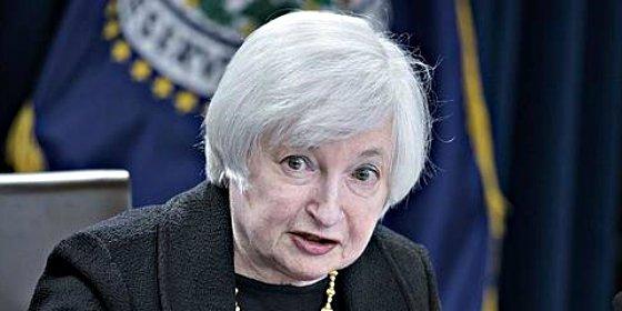 El Ibex 35 se desinfla y sube apenas un 0,08% tras las palabras de Yellen