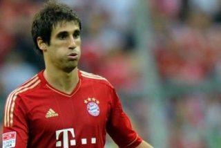 Javi Martínez manda un mensaje al Bayern
