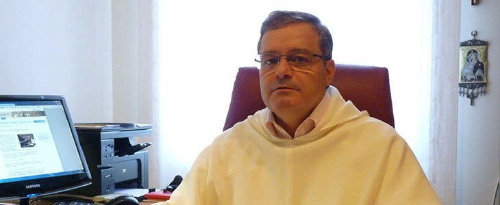 Fr. Jesús Díaz Sariego, nuevo provincial de los dominicos en España