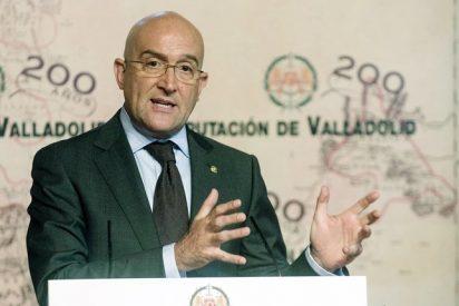 """Jesús Julio Carnero defiende una """"España diversa y unida, modelo de solidaridad y convivencia"""""""