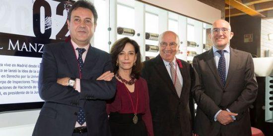 Manuel Fariña, Pilar Molestina y José Ribagorda reciben los premios Alcaides y Alcaidesa de Honor 2015 del Museo Provincial del Vino