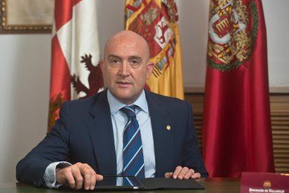 La Diputación de Valladolid incrementa un 5% la dotación de los Planes Provinciales