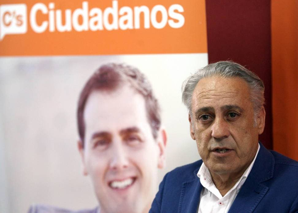 Presencio deja de ser Concejal de Ciudadanos