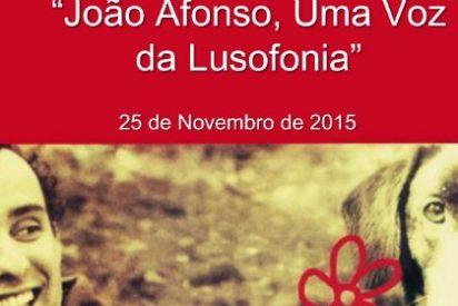 """""""João Afonso, uma voz da Lusofonia"""" en Badajoz"""