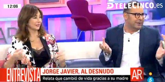Ana Rosa y Jorge Javier