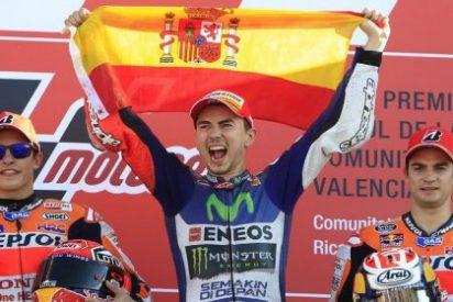 Tissot y Jorge Lorenzo presentan la colección MotoGP 2018 en el Gran Premio de Valencia
