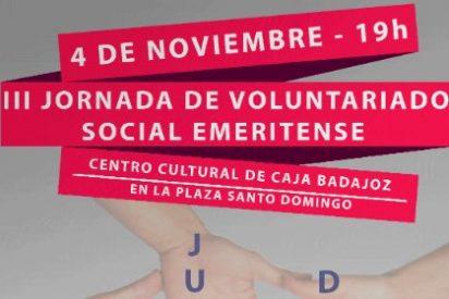 III Jornada de Voluntariado Social Emeritense