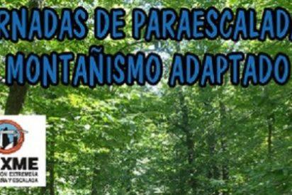 Plasencia acoge unas jornadas de Paraescalada y el Montañismo Adaptado