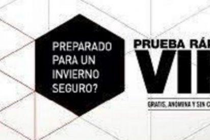 CAEX celebra en Badajoz una jornada de prueba rápida de detección del VIH dirigida al colectivo HSH