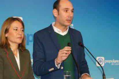 PP exige a Vara que abra el hospital de Cáceres de manera íntegra y no por fascículos