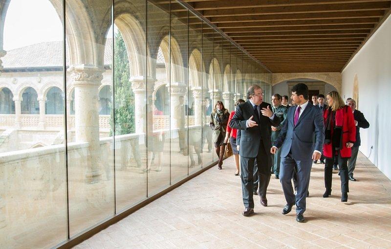 El presidente de la Junta defiende el turismo de calidad como elemento dinamizador del medio rural