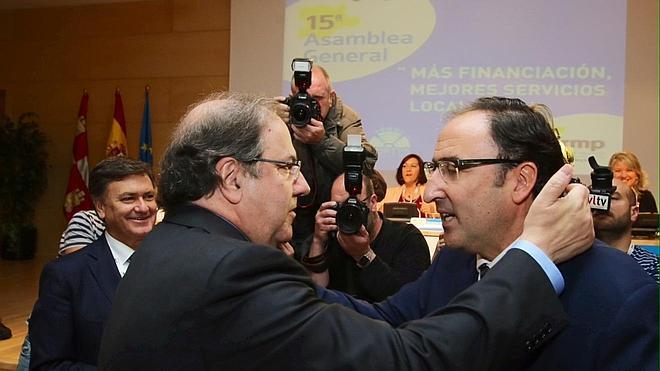 Alfonso Polanco, elegido por unanimidad Presidente de la FEMP