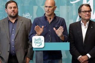 Junts pel Sí baja aún más los pantalones de Artur Mas y ofrece a la CUP diluir el poder de Mas en 3 comisiones