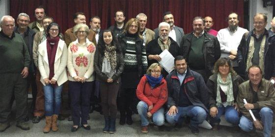 APRODERVI elige a su nueva Junta Directiva para los próximos 4 años