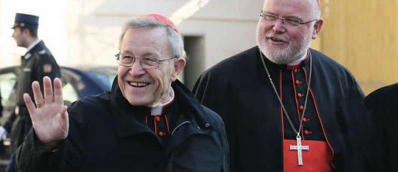 """El Papa pide a los obispos alemanes """"superar la resignación que paraliza"""" a la Iglesia"""