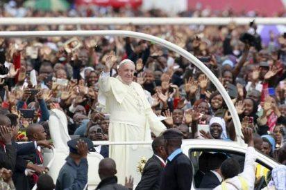 Lo que deja Francisco en Kenia