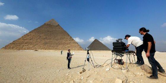 """Desvelan el """"mayor secreto"""" que esconde la pirámide de Keops"""