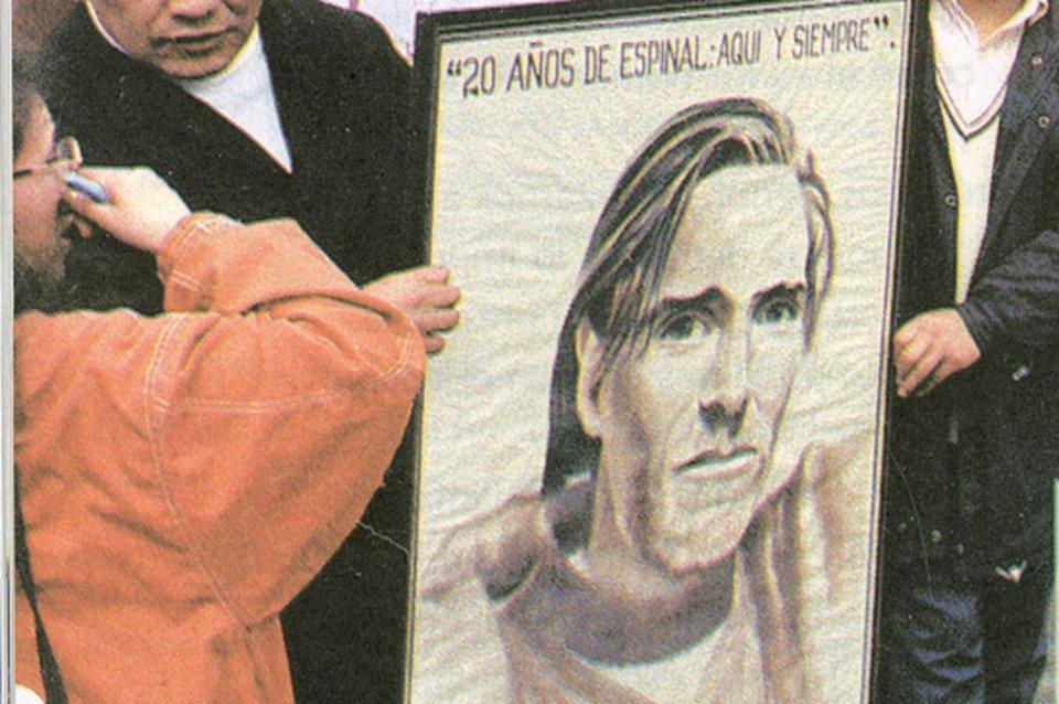 La Justicia boliviana investigará la muerte de Luis Espinal