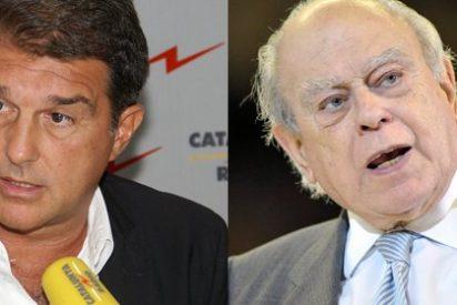 """¡De traca! Joan Laporta dice que entiende que Jordi Pujol optara por pagar menos impuestos debido """"al ahogo financiero al que se somete a Cataluña"""""""