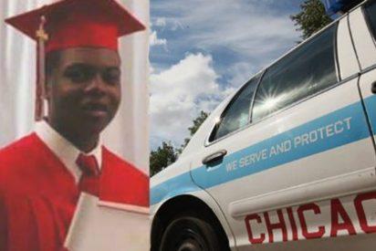 El vídeo donde un policía le pega 16 tiros a un joven negro... y que pone a Chicago hecho una furia