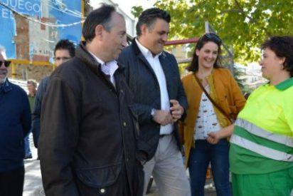 """Laureano León subraya el """"gran compromiso"""" que siente el Partido Popular con los cacereños"""