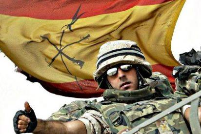 REPORTERO DE GUERRA: El sargento y el 'guiri' (LIX)